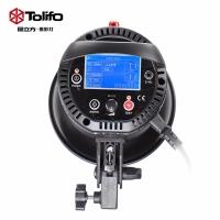 Tolifo图立方曼图MT-400L摄影闪光灯400W数码显示
