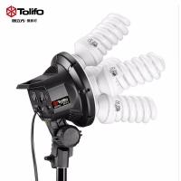 Tolifo图立方迪图DT-V-4三基色摄影灯4灯头