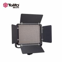 Tolifo图立方PT-1000B魅影LED摄像补光灯双调光60W
