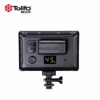 Tolifo图立方PT-308S魅影LED摄像机顶补光灯单调光