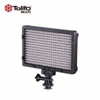 Tolifo图立方PT-308B魅影LED摄像机顶补光灯双调光