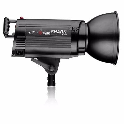 图立方鲨鱼SK-300专业闪光灯