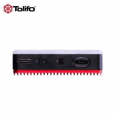 Tolifo图立方HF-64B可变色温口袋灯5W